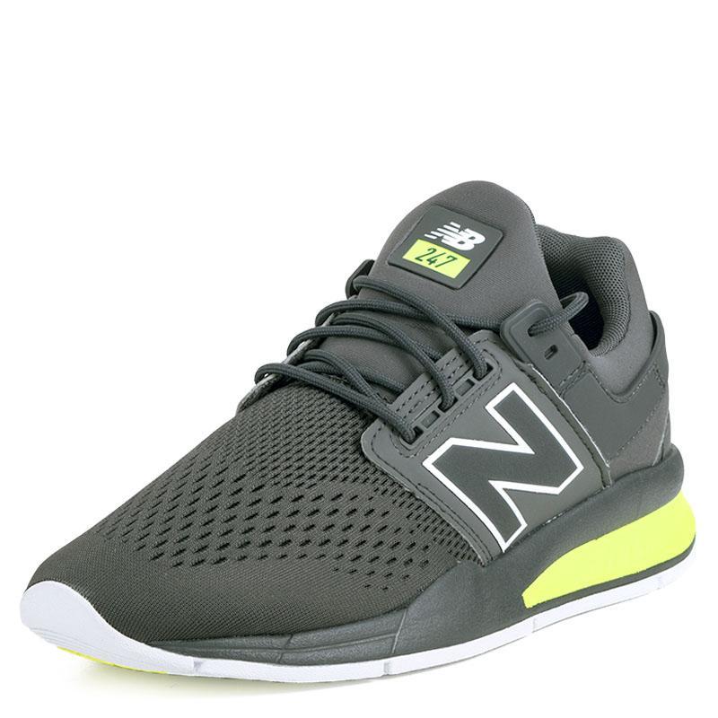 Ανδρικά Sneakers New Balance MS247TG Γκρί  3a66dfe5c6c