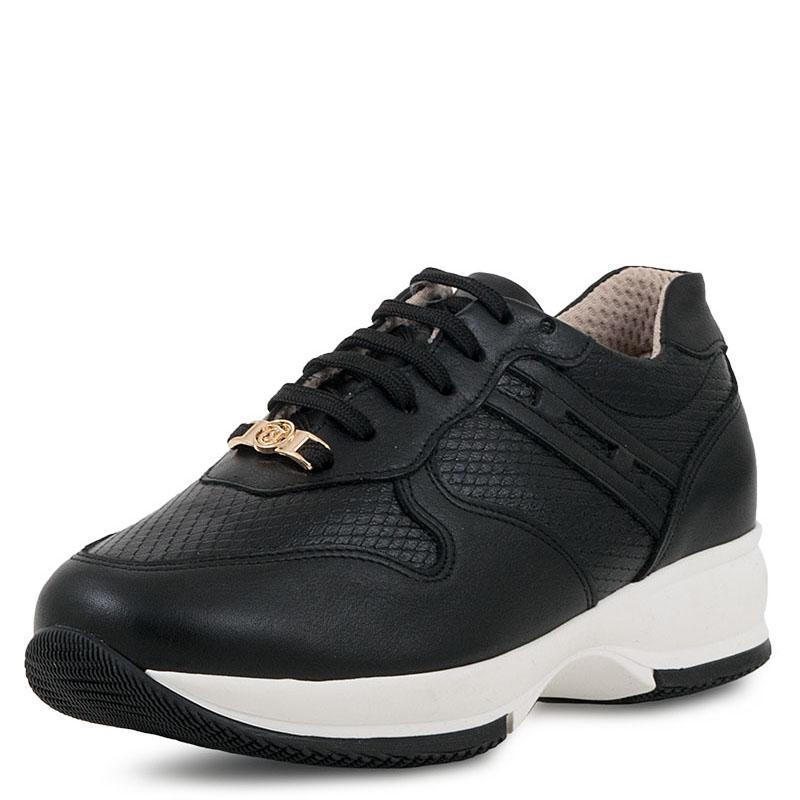 a624e3c5a8c Γυναικεία Sneakers Divide F3682 Μαύρο Λέπι | Studiotzuliani.gr