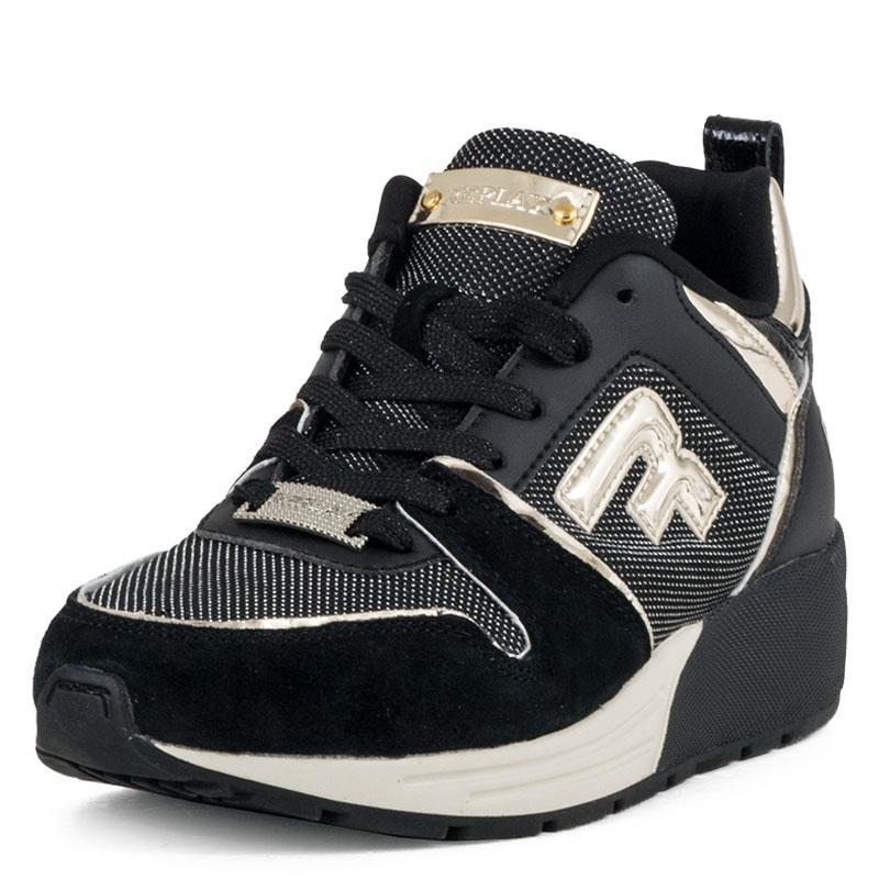 713b50ee737 Γυναικεία Sneakers Replay RS360022S Μαύρο | Studiotzuliani.gr