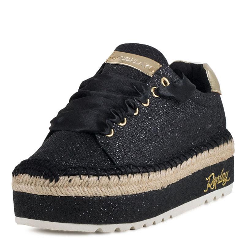 a89f2014f19 Γυναικεία Sneakers Replay RF910001S Μαύρο | Studiotzuliani.gr