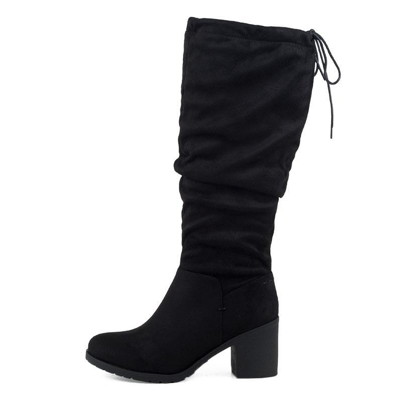a3c0bf9d509 Γυναικείες Μπότες La Coquette. gynaikeies-botes-lacoquette -16063-21-black-k_02