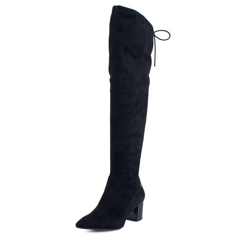 fd9cef73836 Γυναικείες Μπότες Tamaris 25501-21 Μαύρο | Studiotzuliani.gr