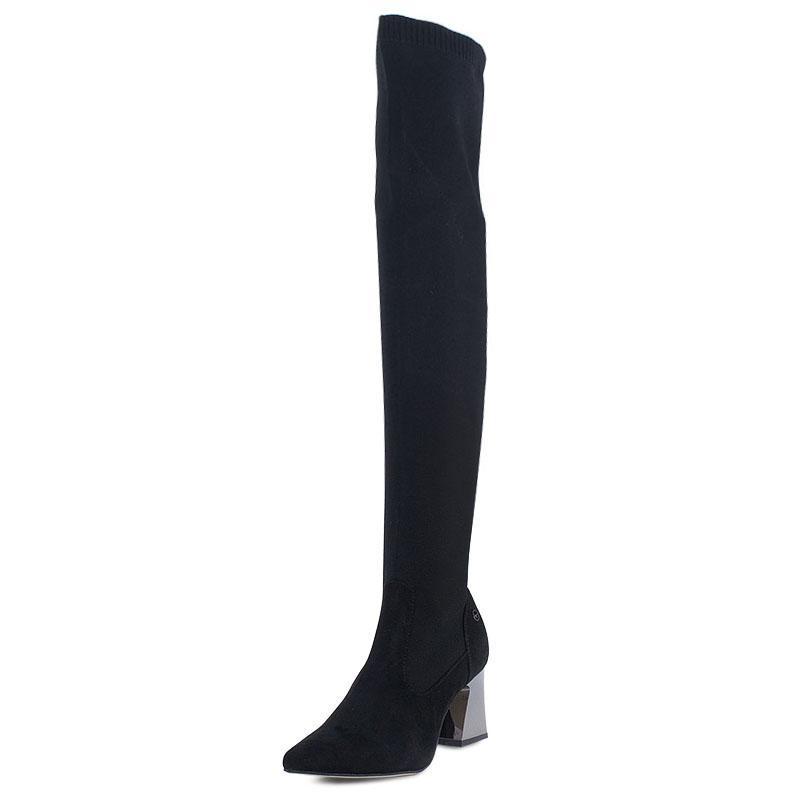 7ece5ab7e8b Γυναικείες Μπότες Tamaris 25531-21 Μαύρο | Studiotzuliani.gr