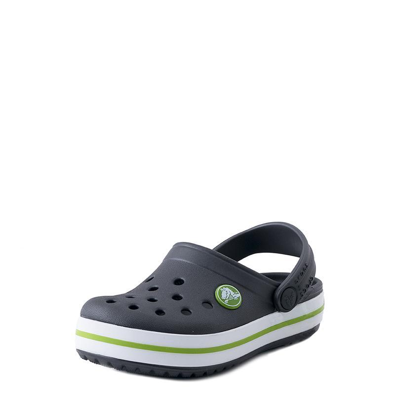 Παιδικά Σαμπό Crocband Clog K Crocs 204537 Ανθρακί  435c9768517