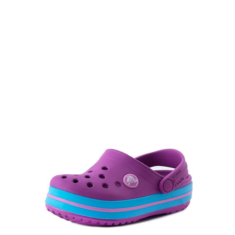 c8db3f30ae5 Παιδικά Σαμπό Crocband Clog K Crocs 204537 Μωβ | Studiotzuliani.gr