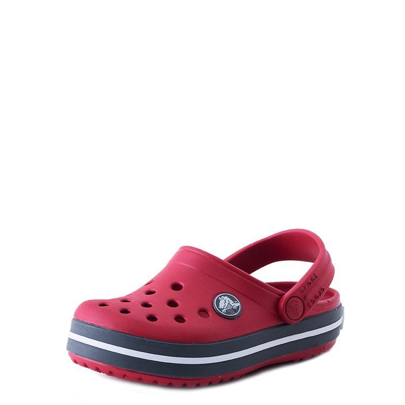 a5f4956c95d Παιδικά Σαμπό Crocband Clog K Crocs 204537 Κόκκινο | Studiotzuliani.gr