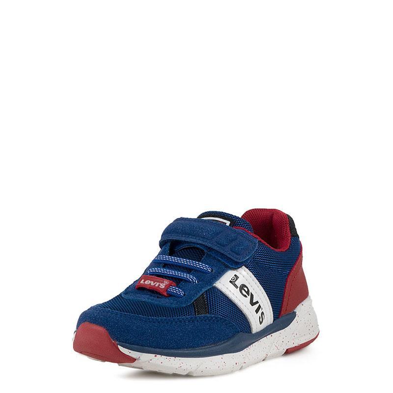 52050437112 Παιδικά Sneakers Levis Oregon V VORE0001T Μπλέ   Studiotzuliani.gr