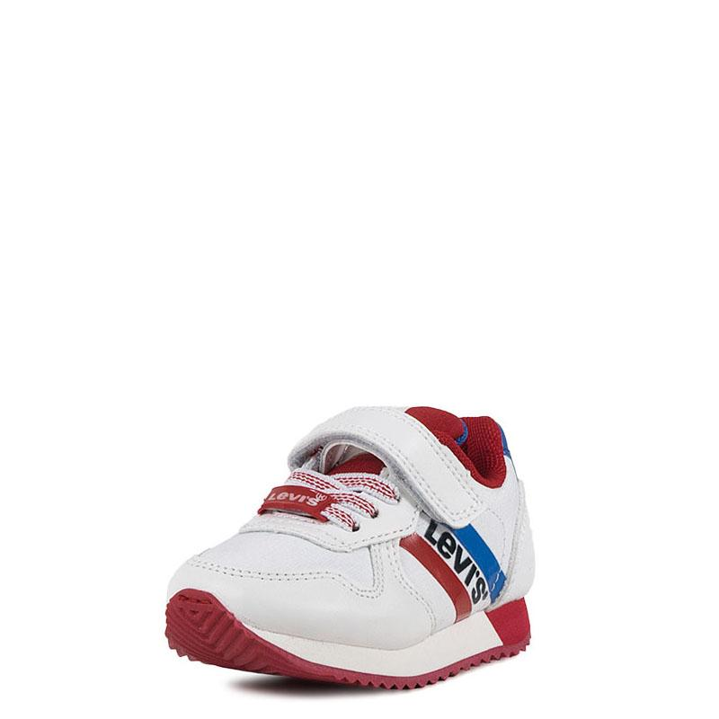 0ddd594ffa2 Παιδικά Sneakers Levis Springfield VSPR0003T Λευκό | Studiotzuliani.gr