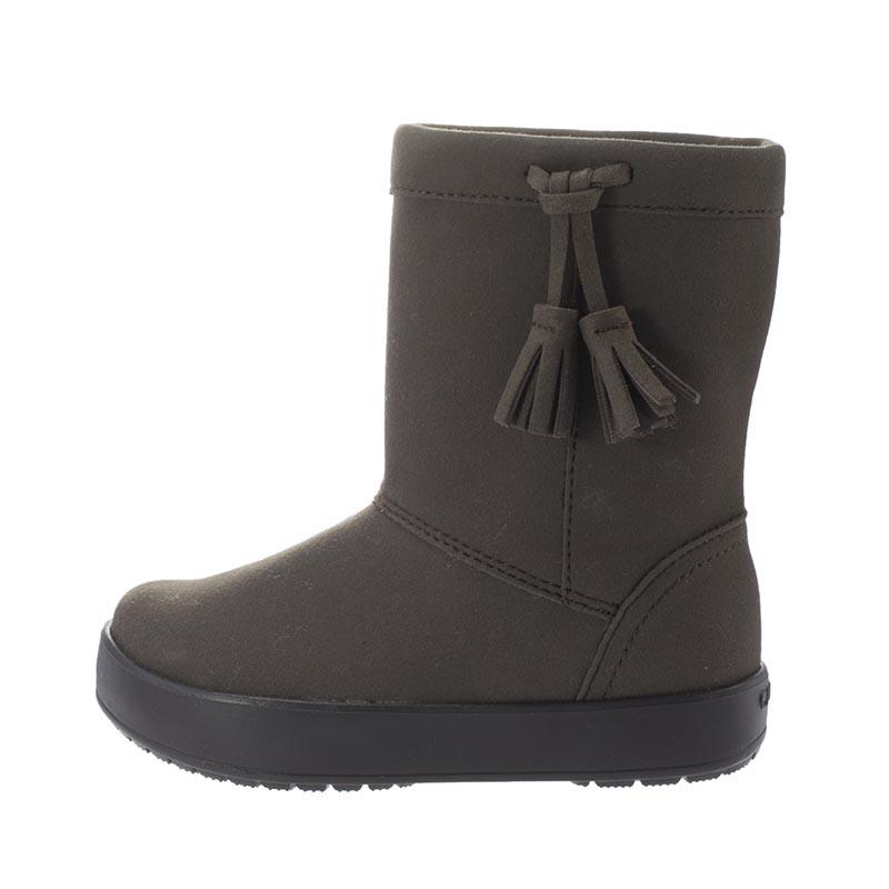 Παιδικά Crocs Lodgepoint Boot. paidiko-botaki-crocs-lodgepoint-203751-206 -kafe-2 ead835479a9